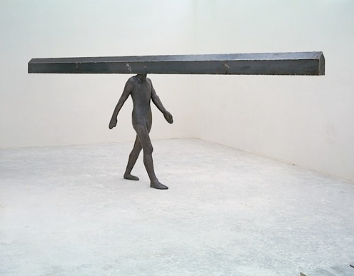 Home the world by Antony Gormley