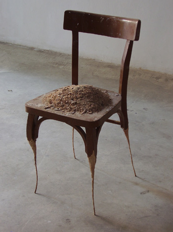 Shaven Chair by Jaime Pitarch